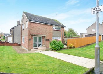 Thumbnail 3 bed detached house for sale in Shiel Road, Bishopbriggs, Glasgow