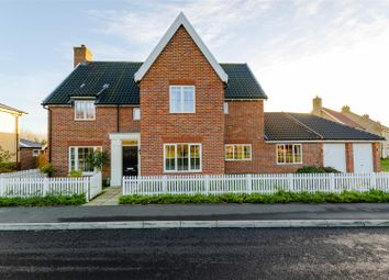 Thumbnail 5 bed detached house for sale in Wherry Gardens, Wroxham