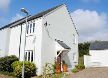 Thumbnail 2 bed end terrace house for sale in Lister Way, East Allington, Totnes