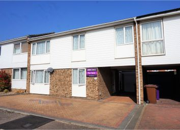 Thumbnail 4 bedroom terraced house for sale in Weston Avenue, Royston