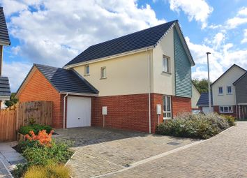 Thumbnail 3 bedroom detached house for sale in Highgrove, Roundswell, Barnstaple