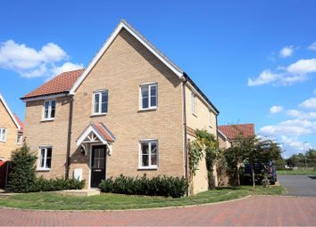 Thumbnail 4 bed detached house for sale in Mary Clarke Close, Ipswich