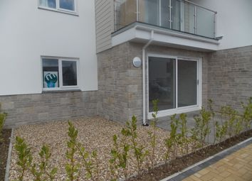 Thumbnail 2 bed flat to rent in Lynwood Gardens, St Austell, Cornwall