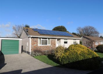 Thumbnail 3 bed detached bungalow for sale in Cormorant Drive, St. Austell