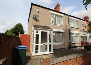 Thumbnail 2 bed semi-detached house for sale in Brympton Road, Coventry