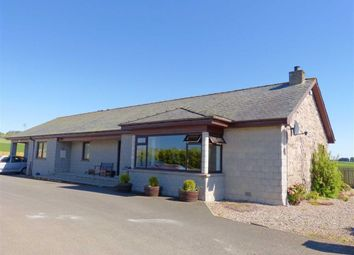 Thumbnail 3 bed detached bungalow for sale in Forfar Road, Maryton, Kirriemuir