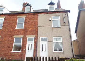 Thumbnail 3 bed terraced house to rent in Parkway, Whitwell, Worksop