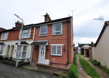 Thumbnail 2 bed end terrace house to rent in Sussex Avenue, Ashford