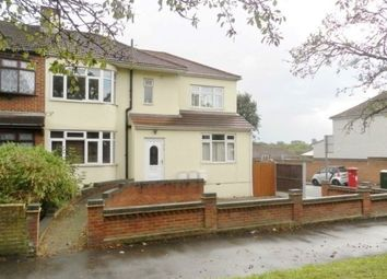Thumbnail 1 bed flat to rent in Colchester Road, Harold Wood, Romford