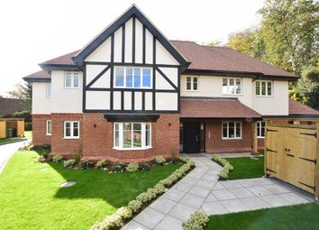 Thumbnail 2 bed flat for sale in Russell Green Close, Purley, Surrey