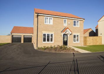 Thumbnail 4 bed detached house for sale in Morley Carr Drive, Yarm