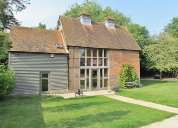 Thumbnail 2 bed barn conversion to rent in The Dovecote, Long Wittenham, Abingdon