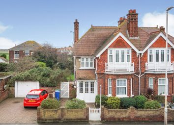 Thumbnail 3 bed semi-detached house for sale in Marine Parade, Sheerness