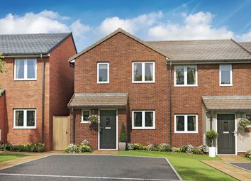 """Thumbnail 2 bedroom end terrace house for sale in """"The Coppice II"""" at High Street, Riddings, Alfreton"""
