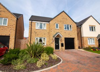 Thumbnail 5 bed detached house for sale in White Park Place, Retford