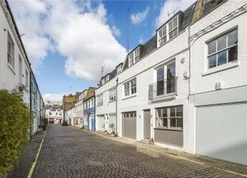 Thumbnail 3 bedroom mews house for sale in Lancaster Mews, London