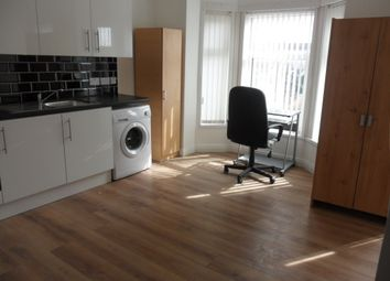 Thumbnail 1 bed flat to rent in Walsgrave Road, Stoke