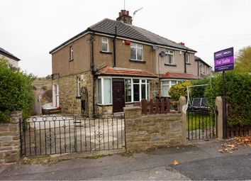 Thumbnail 3 bed semi-detached house for sale in Princes Crescent, Bradford