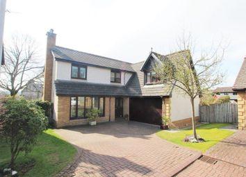 Thumbnail 5 bed detached house for sale in Friar's Park, Lanark