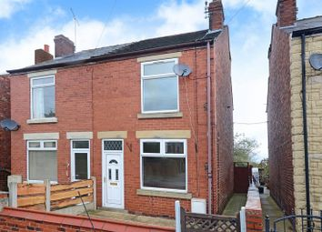 Thumbnail 2 bed semi-detached house for sale in Victoria Avenue, Staveley, Chesterfield