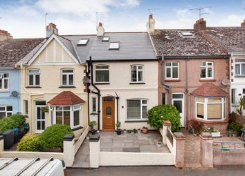 Thumbnail 3 bed terraced house for sale in Clarence Road, Budleigh Salterton