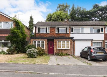 Thumbnail 3 bed semi-detached house to rent in Westbury Close, Crowthorne