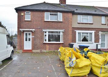 3 bed semi-detached house for sale in Hoe Lane, Enfield EN1