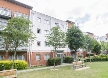 Thumbnail 1 bed flat for sale in Hawker Place, London
