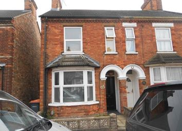 Thumbnail 3 bed end terrace house for sale in Sandhurst Place, Bedford, Bedfordshire