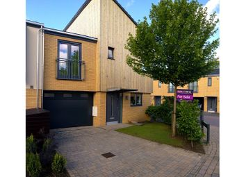 Thumbnail 3 bed end terrace house for sale in Holyrood Drive, Dunstable