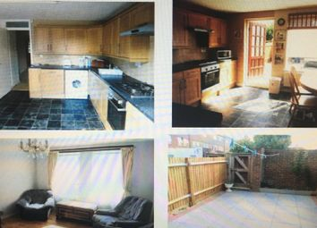 Thumbnail 3 bed semi-detached house to rent in Singleton Close, Colliers Wood, London