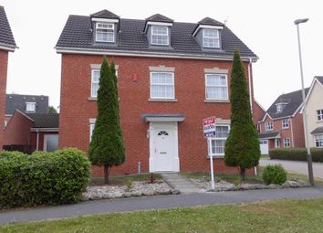 Thumbnail 6 bed detached house for sale in Wainwright Avenue, Hamilton, Leicester