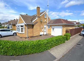 Thumbnail 5 bed bungalow for sale in Greenview Drive, Links View, Northampton
