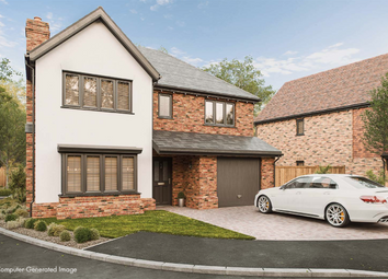 Thumbnail 4 bed detached house for sale in High Street, Newington, Sittingbourne