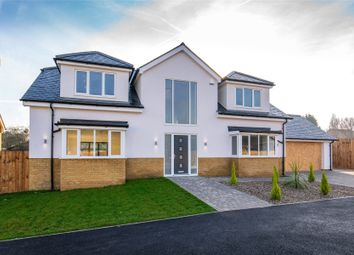Thumbnail 5 bed detached house for sale in Hutton Grange, North Drive, Hutton, Brentwood, Essex