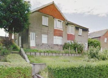 Thumbnail 2 bed flat for sale in 263, Chirnside Road, Hillington, Glasgow G522LG