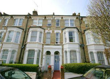 Thumbnail 3 bed maisonette to rent in Davisville Road, London