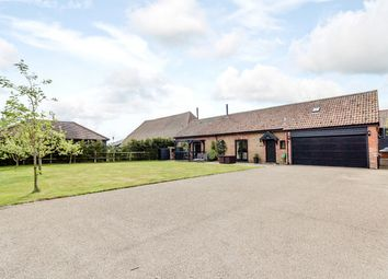 Thumbnail 4 bedroom semi-detached house for sale in Mill Farm, Great Munden
