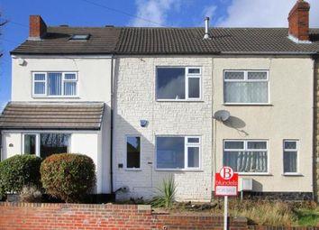 Thumbnail 2 bed terraced house for sale in Ashley Lane, Killamarsh, Sheffield, Derbyshire