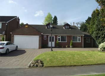 Thumbnail 4 bed detached bungalow for sale in Kingsleigh Drive, Castle Bromwich, Birmingham