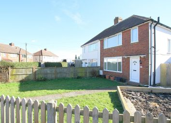 Thumbnail 3 bed semi-detached house for sale in Sheldon Close, Aylesham, Canterbury