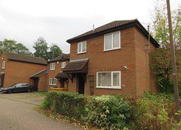 Thumbnail 2 bedroom detached house for sale in Barbury Court, Giffard Park, Milton Keynes