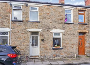 Thumbnail 2 bed terraced house for sale in Garth Street, Taffs Well