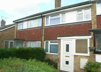 Thumbnail 3 bed terraced house to rent in Mersey Close, Bletchley, Milton Keynes