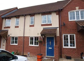 Thumbnail 2 bed terraced house to rent in Dales Close, Swindon