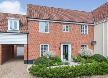 Thumbnail 4 bed terraced house for sale in Watton, Thetford, Norfolk
