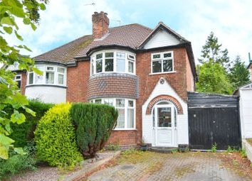 Thumbnail 3 bed semi-detached house for sale in Beverley Court Road, Quinton, Birmingham, West Midlands