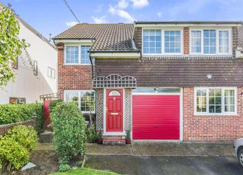 Thumbnail 3 bedroom semi-detached house for sale in Hobb Lane, Hedge End, Southampton