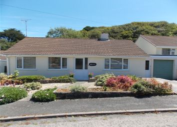 Thumbnail 3 bed detached bungalow for sale in Forthvean Crescent, Porthtowan, Truro