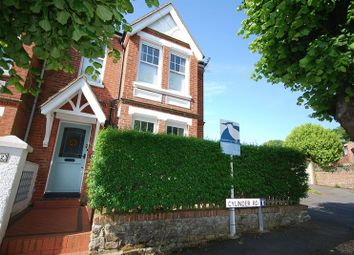 Thumbnail 3 bed semi-detached house for sale in Cylinder Road, Saltwood, Hythe